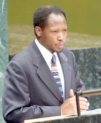 Ambassador George Talbot