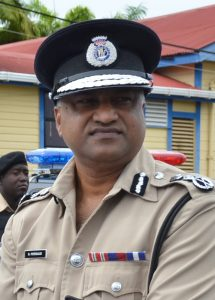 Commissioner of Police, Seelall Persaud