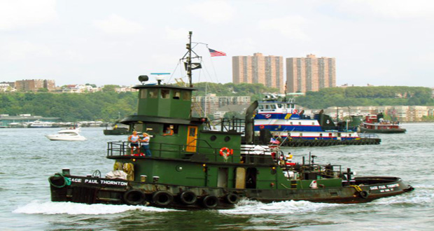 Guyanese tugboat captain, crew missing -after encounter with
