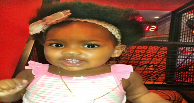 Dead: One-year-old Ariane Gill