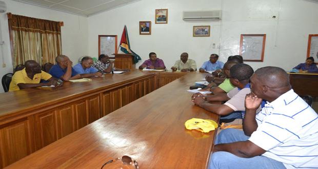 'El Nino Committee' working to combat Dry-weather impact on Region 9 –Rupununi River 13 feet below normal