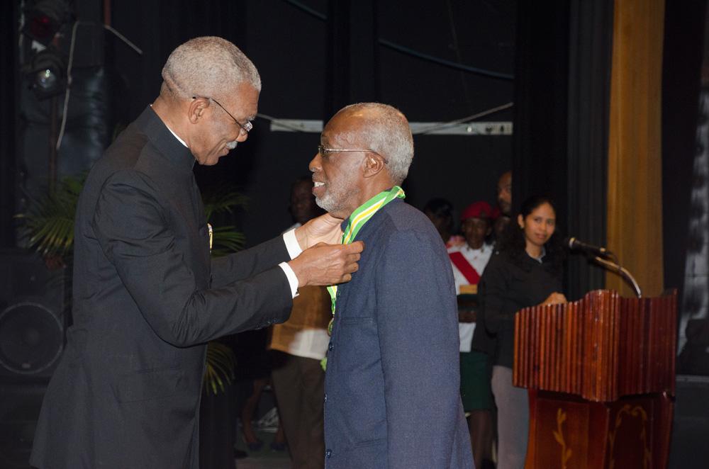 National Investiture Ceremony (flyline) �Guyana awards citizens of ...