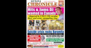 GUYANA CHRONICLE EPAPER 10-09-2015