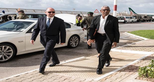 CHOGM 2015… Guyana seeks SOLID BACKING