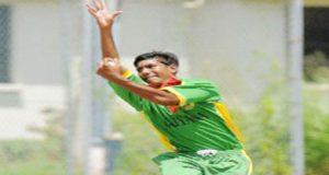 Gudakesh Motie returned match figures of 9-98
