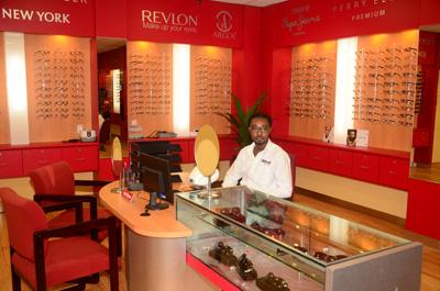 Inside The Multimillion Dollar Optical Store (Adrian Narine Photo)