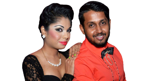 Hashim Alli and Melicia Partab