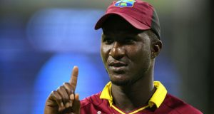 West Indies World T20 captain Darren Sammy