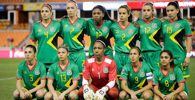 19a8dd7e Lady Jags to show 'no love' today against Guatemala - Guyana Chronicle