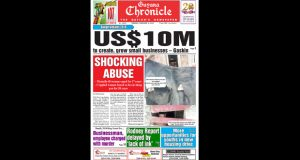 Guyana Chronicle E-Paper 02-09-2016