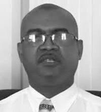 Former GGMC Commissioner, Rickford Vieira