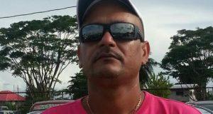 Injured businessman, David Sukhnandan