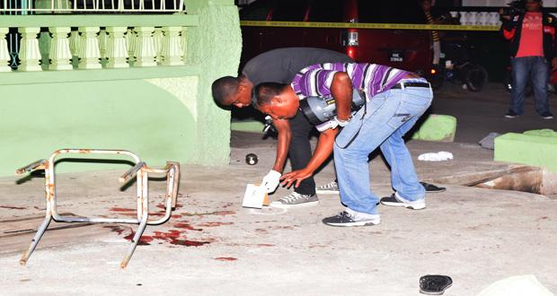 Charlestown man shot dead - Guyana Chronicle