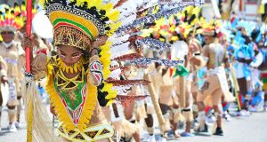 May 26 last marked 50 years since Guyana gained Independence from British rule. The annual costume and float parade, switched from February 23 to Independence Day, reflected the spirit of the celebrations.