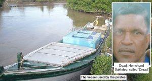 One Dead, three missing as cutlass pirates strike on the Corentyne