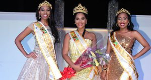 Jump Start girl crowned Miss World Guyana 20