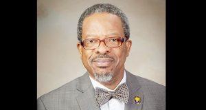 Professor Ivlaw Grifith, UG's incoming Vice- Chancellor