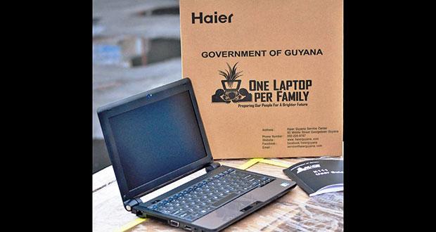 Laptops scandal
