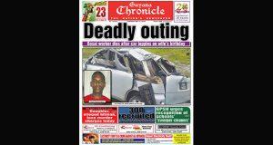 Guyana Chronicle E-Paper 03 05 2016