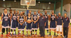 DC Jammers winning team
