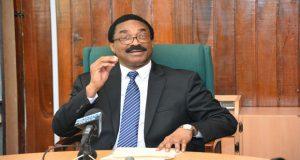 PNCR Chairman Basil Williams