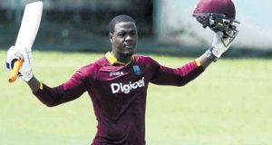 West Indies T20 captain Carlos Brathwaite