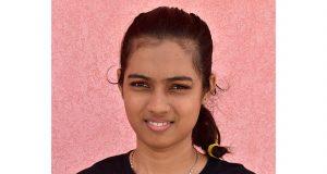 Pritisha Baldeo plans to study overseas to become a paediatrician
