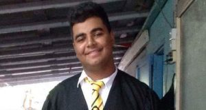 Shafeek Rayman wants a career in Accounting