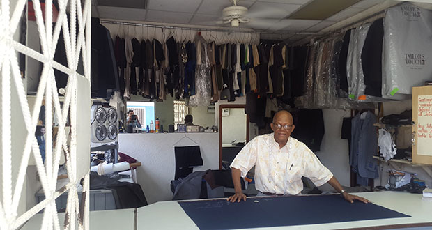 Tailoring: A dying art - Guyana Chronicle