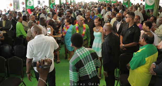 Mixed forever …Granger slams race-baiting, plugs national unity