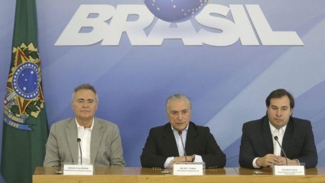 Brazil President to block bribe amnesty