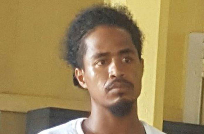 Suspect in goat larceny case charged guyana chronicle