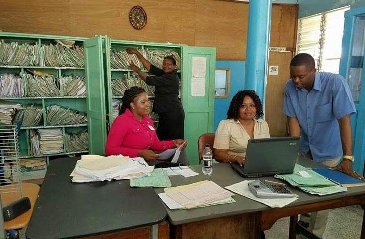 a71b59557f171 Linden municipality staff over the moon - Guyana Chronicle