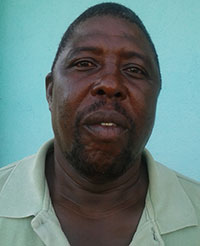 President of the Essequibo Football Association,Compton Haynes