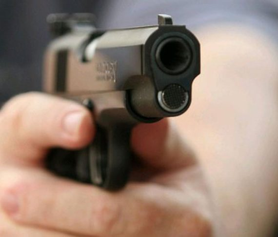 'Sareckee' on the run after discharging loaded firearm