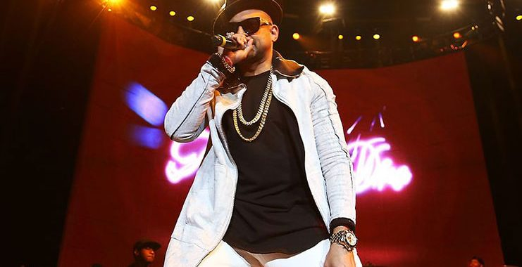 Sean Paul's 'Top 10' return