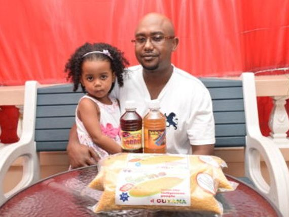 From a small kitchen in Lethem to the shelves of supermarkets – local boy now a manufacturer