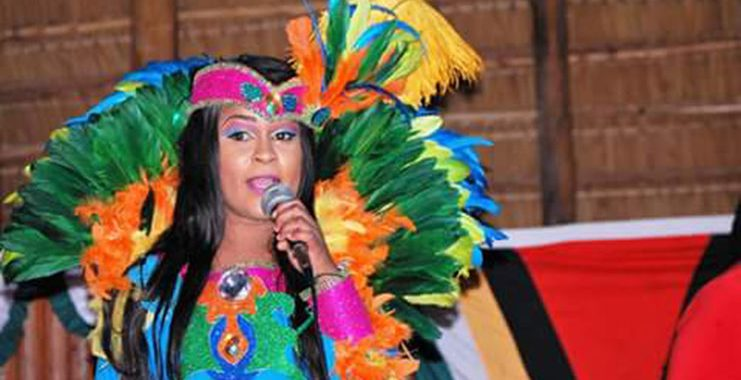 A sassy launch  –For 'Miss Mash Queen Guyana'