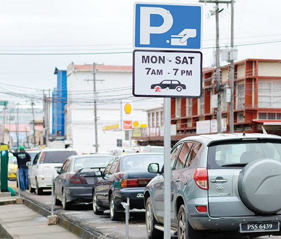 Delays in paid parking  -Min Bulkan yet to approve by-laws