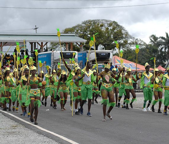 Mash 2017 pushes Guyana's 'green' agenda