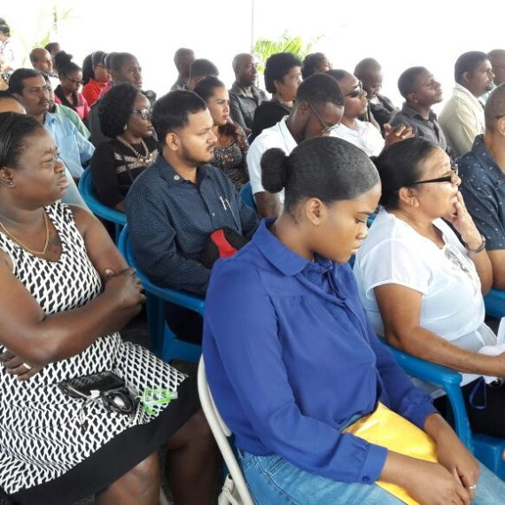 Victims of Bartica Massacre remembered