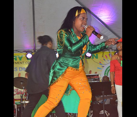 Linden's Chapman takes Senior Calypso Monarch win