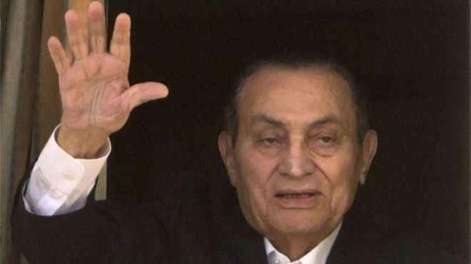Egypt's Hosni Mubarak freed after six years in detention