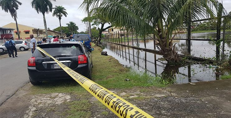 Body found in Woolford Avenue gutter