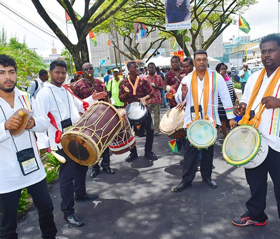 Celebrate cultural differences  — Dr Norton urges at opening of Harmony Village