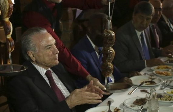 Brazilian meat 'safe' despite scandal
