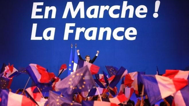 French election: Macron backed by mainstream parties to shut out Le Pen