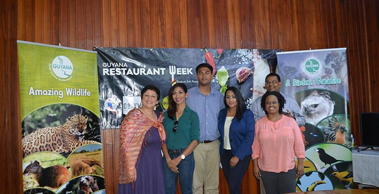 Take a break from the kitchen and make Restaurant Week a success, Haralsingh urges