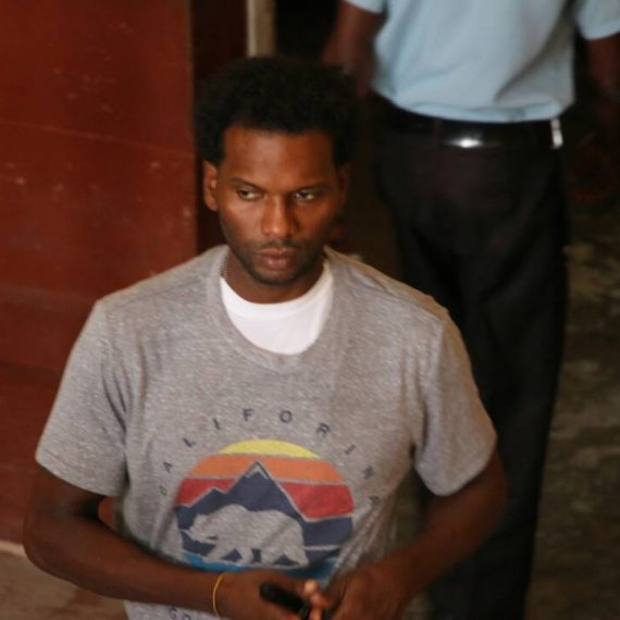 Mason allegedly caught with over 6 pounds 'ganja'