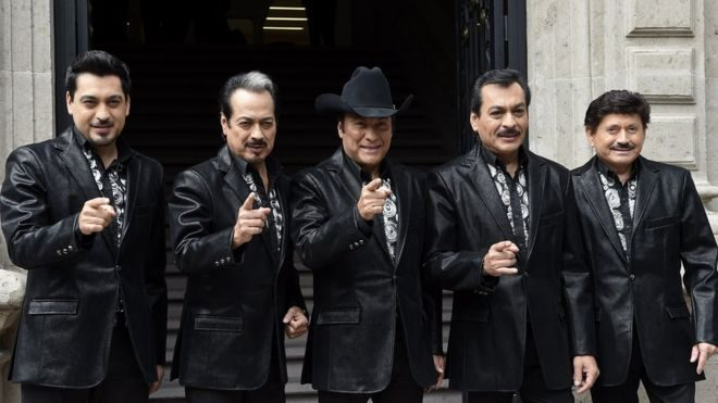Mexico band fined over 'narco song'